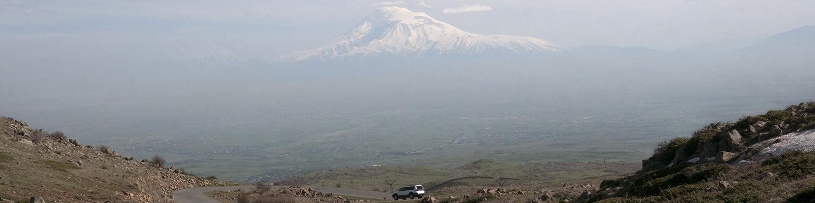 Aragats Mountain, Armenia