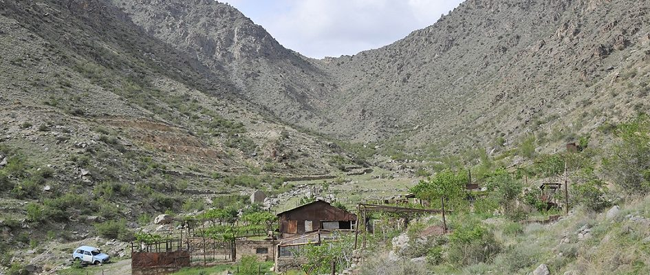 Meghri, Armenia