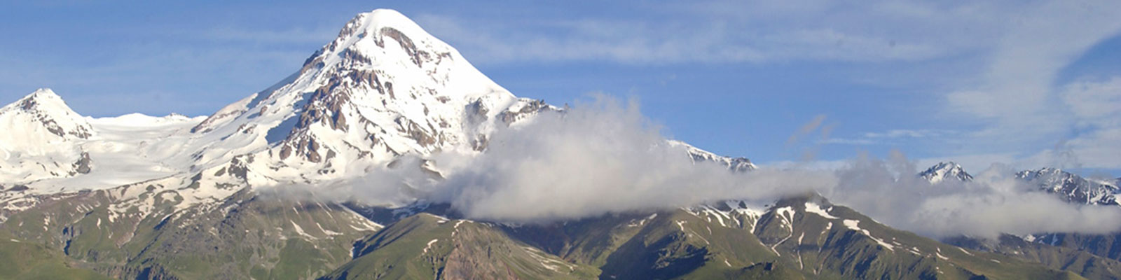 Mount Kazbegi, Georgia